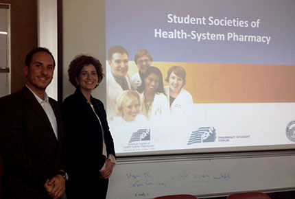 Bright Future for Pharmacy Students